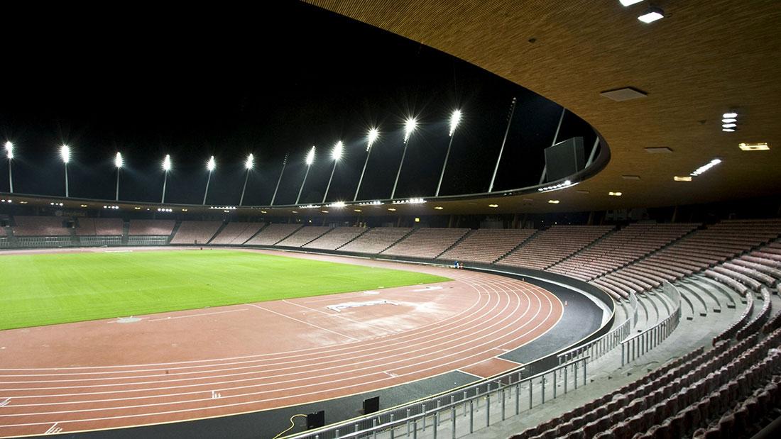 Stadion Letzigrund Background