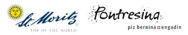 St Moritz / Potresina Logo